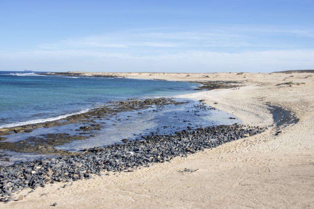 Playa del Ambar, Isla Graciosa