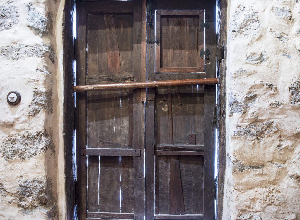 Come chiudere una porta a Betancuria