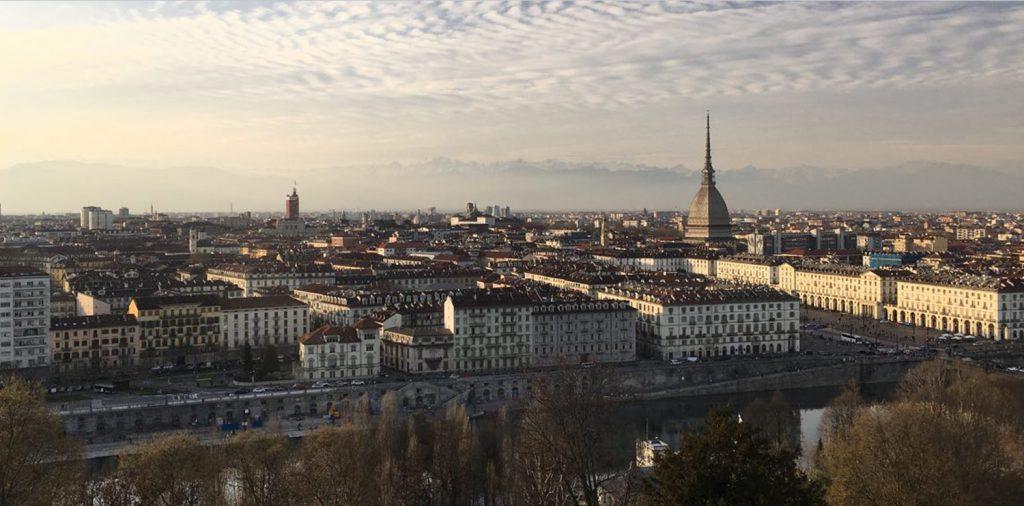Torino da monte capuccini